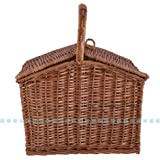 JGC Cane Picnic basket