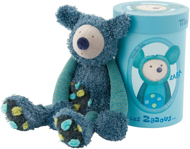 Moulin Roty - Koala Les Zazous Bleu