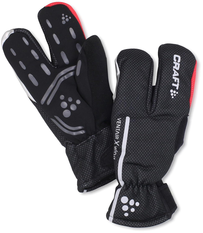Split Finger Wind & Waterproof Bike Gloves