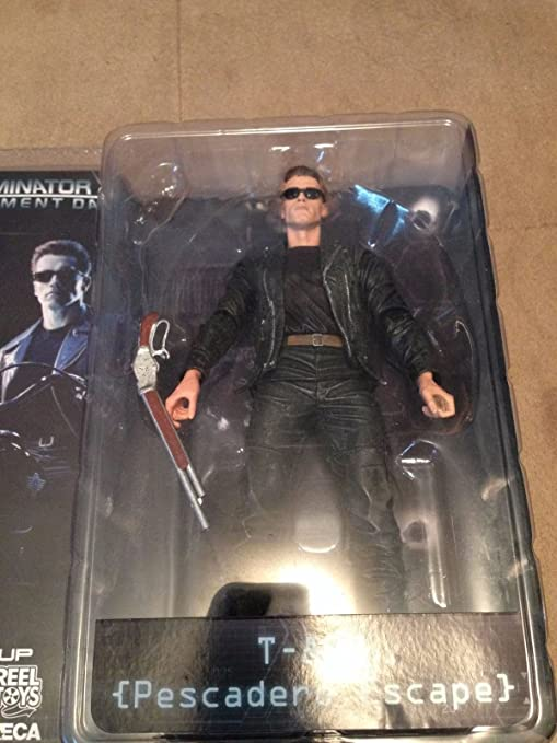 Terminators T800 Judgenent Action Figure Collection Model Toys For Kids Gifts