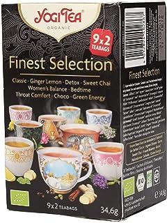 Yogi Tea 2694 - Finest Selection, pack of 2, 34.6 gr
