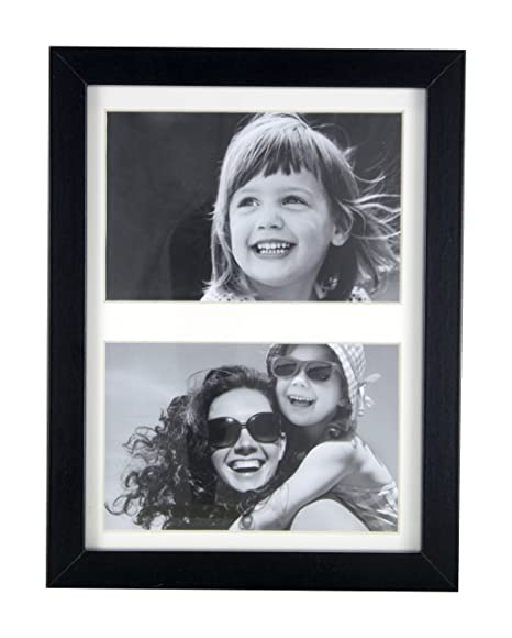17 x 23 cm (7 x 9-Inch) - 2 Aperture Picture Photo Frame for 6 x