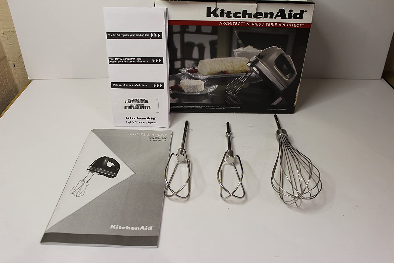 Amazon.com: KitchenAid Architect Series 7 Speed Hand Mixer (Cocoa ...
