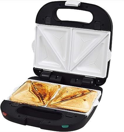 Sandwichmaker Sandwichtoaster Keramikbeschichtung NEU