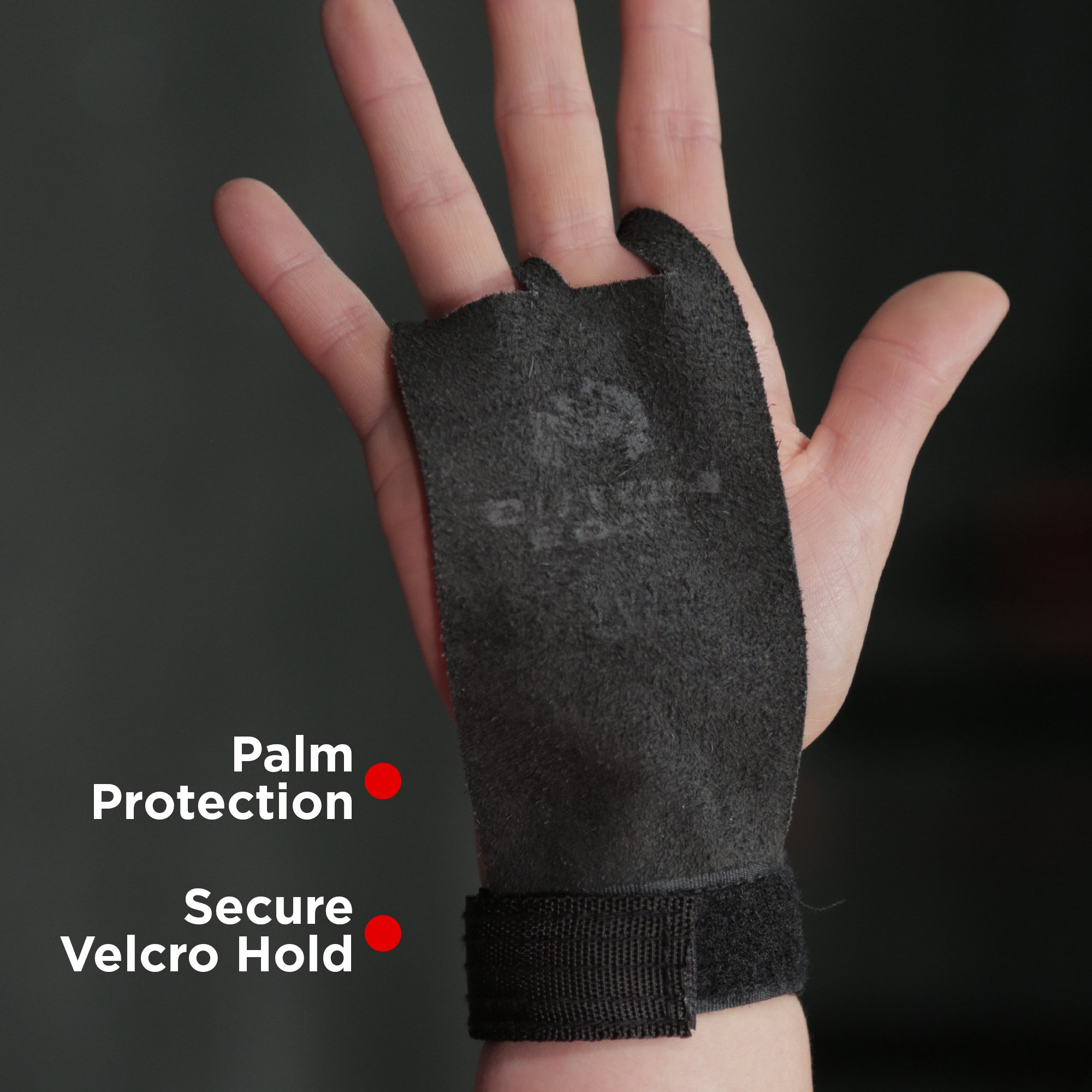 Motus Edge CrossFit Starter Kit - Palm Grips, Wrist Wraps, Speed Jump Rope - Handy Carry Bag by Motus Edge (Image #1)