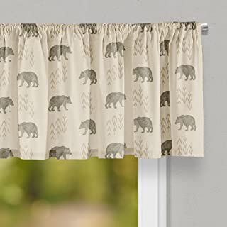 """product image for Glenna Jean Fairbanks Curtain Valance 70""""W x18""""H for Kids Window"""