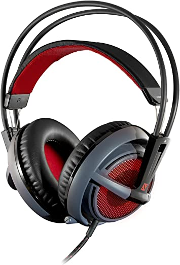 Amazon.com: Steelseries 51143 Siberia v2 Dota 2 Edition ...