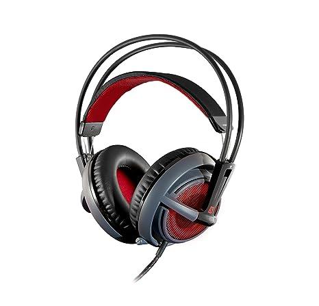 SteelSeries Siberia v2 - Auriculares Gaming con micrófono ...