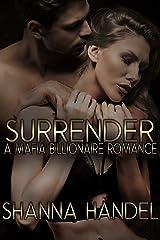 Surrender: A Mafia Billionaire Romance (Bachman Brotherhood) Kindle Edition
