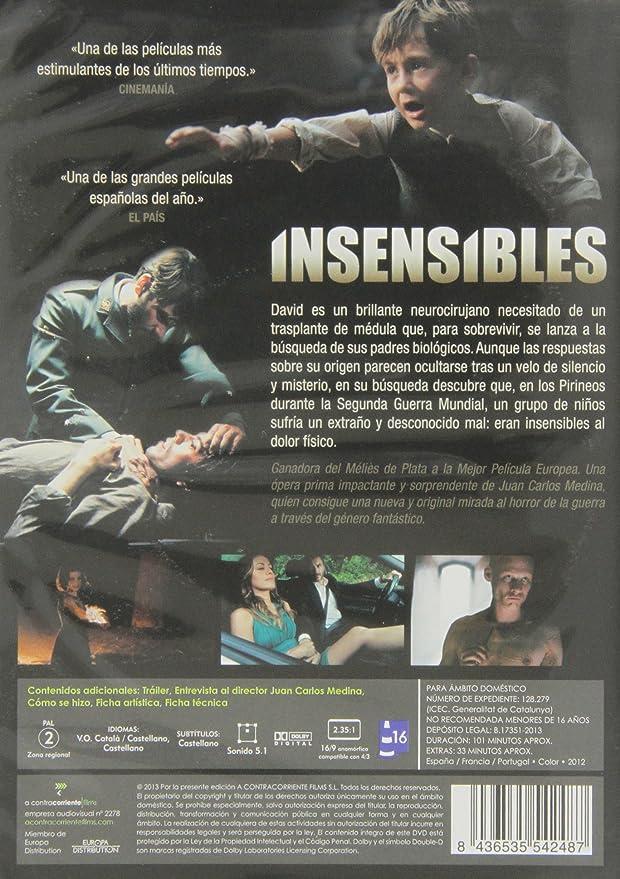 Insensibles (Dvd Import) (European Format - Region 2