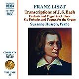 Liszt: Transcriptions of J.S. Bach