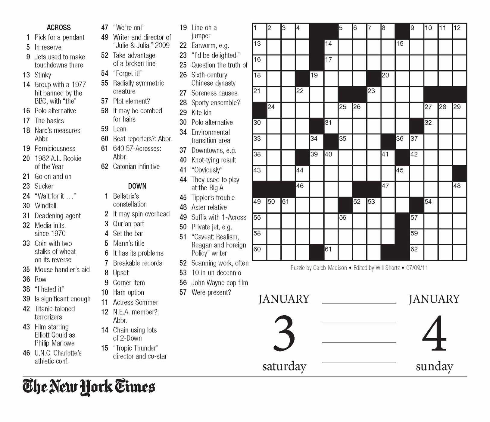 the new york times crossword puzzles 2015 day to day calendar edited by will shortz the new york times 0050837332744 amazoncom books
