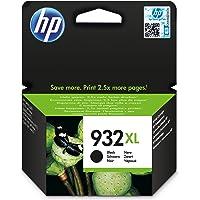 HP CN053AE (932XL) Yüksek Kapasiteli Mürekkep Kartuş 1.000 Sayfa, Siyah