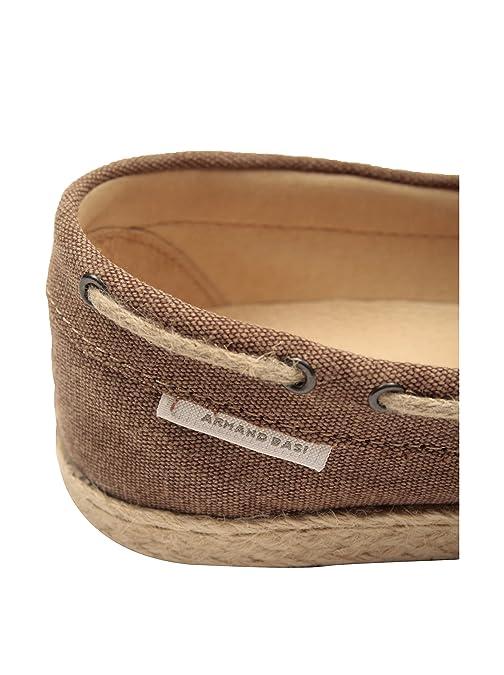 Armand Basi Mocasines Esparto Marrón EU 41: Amazon.es: Zapatos y complementos