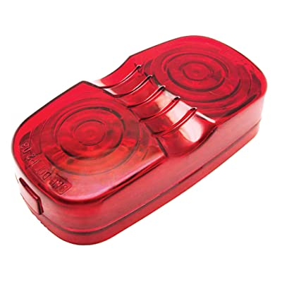 Kaper II 1A-S-97R Red LED Marker/Clearance Light: Automotive