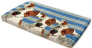 Handwoven, Extra Thick Doormat
