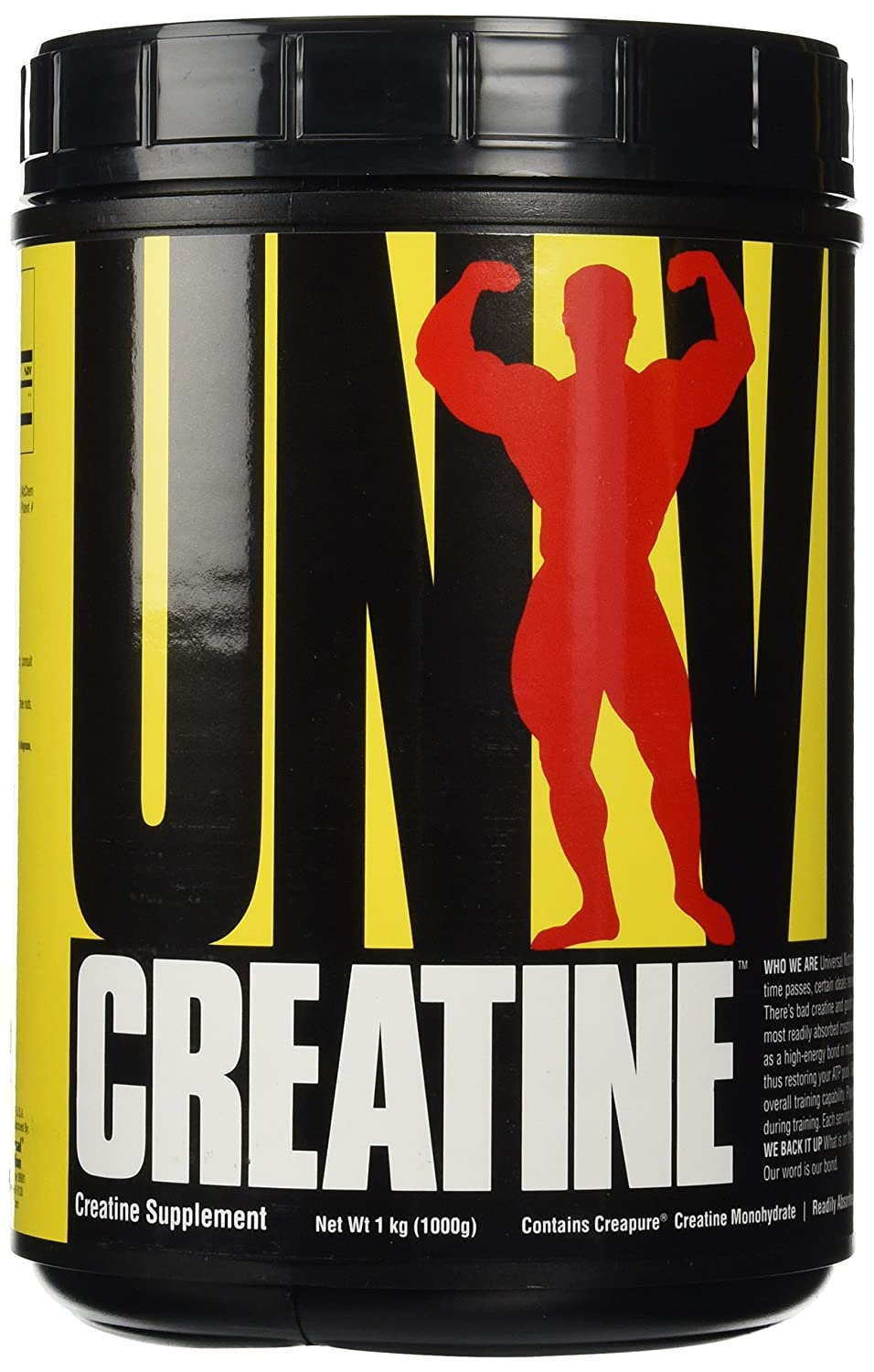 Creatine Powder, 100 Pure Creatine Monohydrate, 1000g, From Universal Nutrition