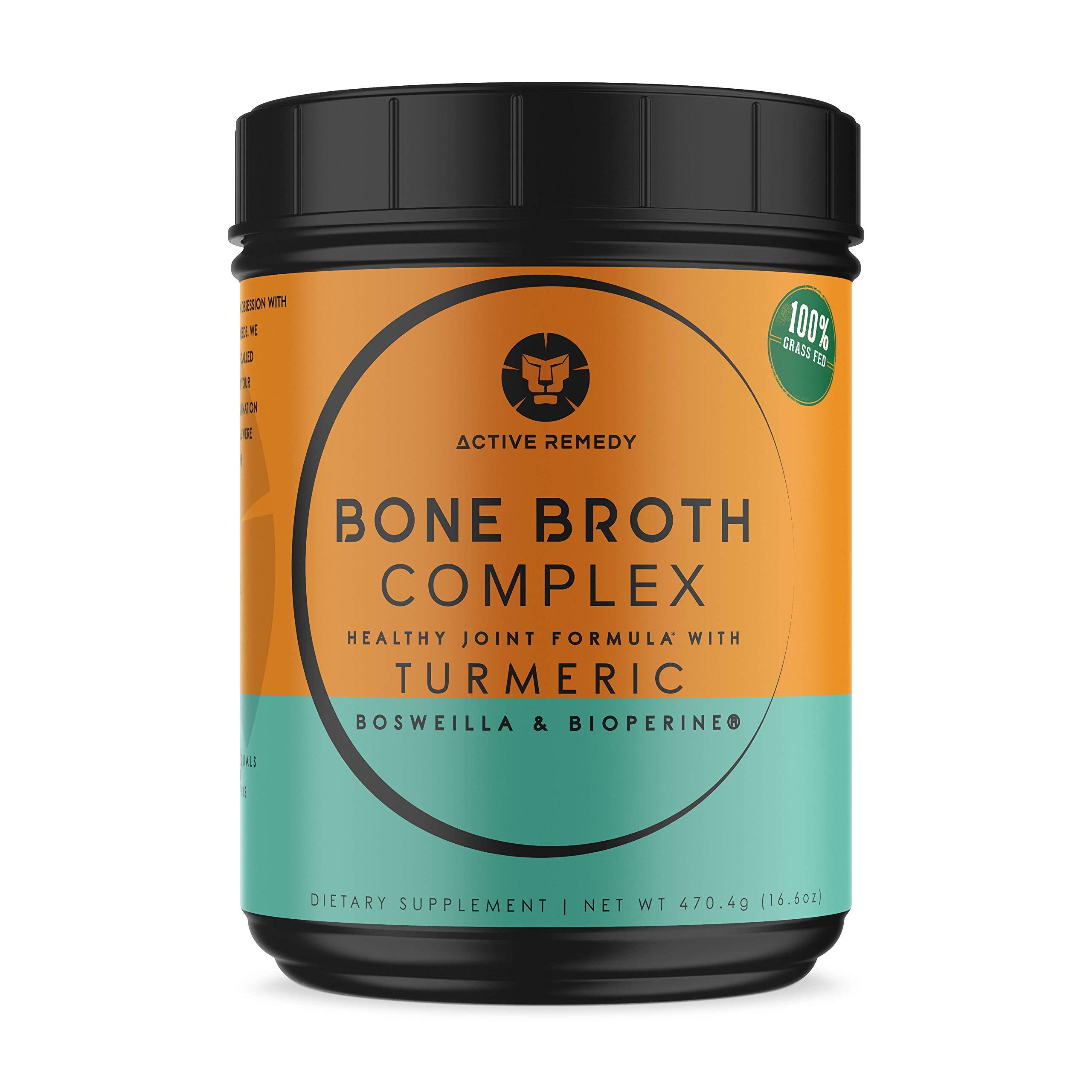 Grass-fed Bone Broth Protein Powder