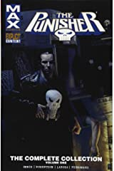Punisher Max Complete Collection Vol. 1 (The Punisher: Max Comics) Paperback