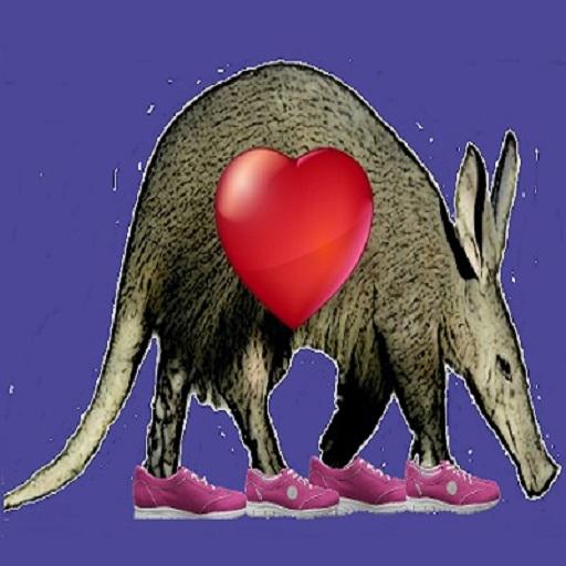 Aardvark Pedometer Plus Heart Rate ()
