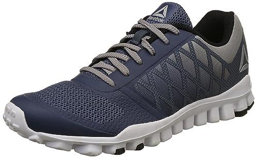80373ec47 Reebok Men s Realflex Tr Xtreme Running Shoes - 11 UK India (45.5 EU)