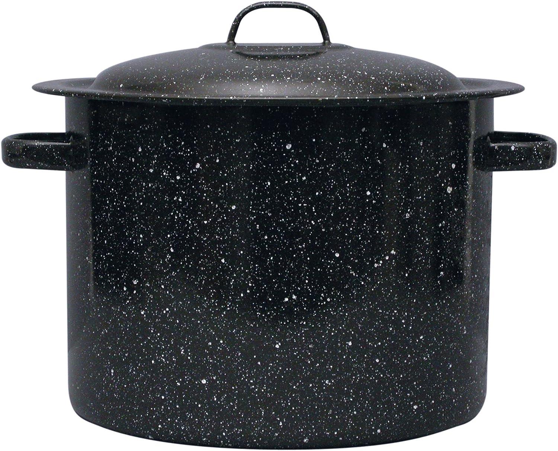 1-quart Granite Ware Open Casserole