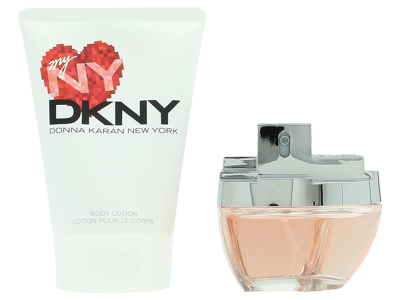 Donna Karan MYNY Set Woman Eau de Parfum Spray 50 ml, Bodylotion 100 ml Estee Lauder 3VQ4001