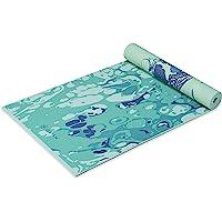 Gaiam Yoga Mat Premium Print Reversible Extra Thick Non Slip Exercise & Fitness Mat for All Types of Yoga, Pilates…