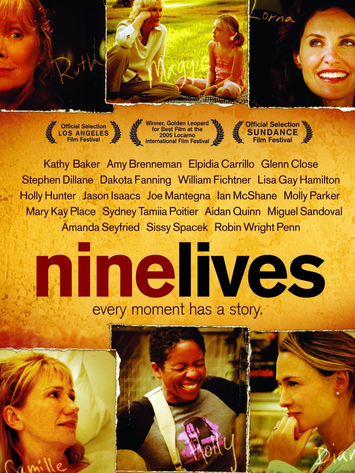 Amazon.com: Nine Lives: Amy Brenneman, Glenn Close, Holly Hunter ...