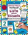 Wipe Clean: Bilingual Workbook Ready for School