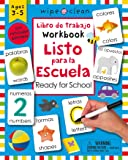 Wipe Clean: Bilingual Workbook Ready for School
