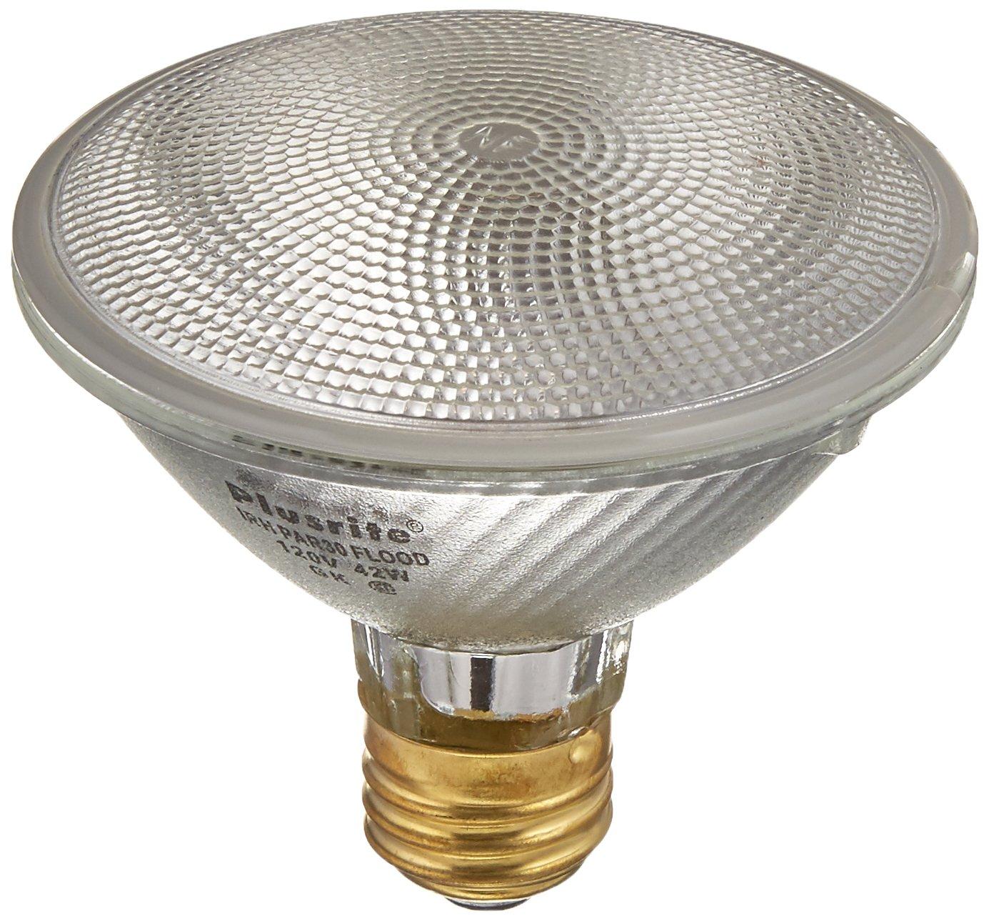 Plusrite 3515 03515 42PAR30 Irh FL 120 PAR30 Halogen Light Bulb