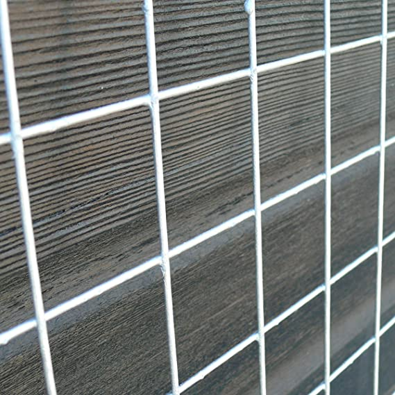 """Wire Mesh 50mm 2/"""" Holes 12G 4FT tall 12.5 Meters Galvanised Free Shipping"""