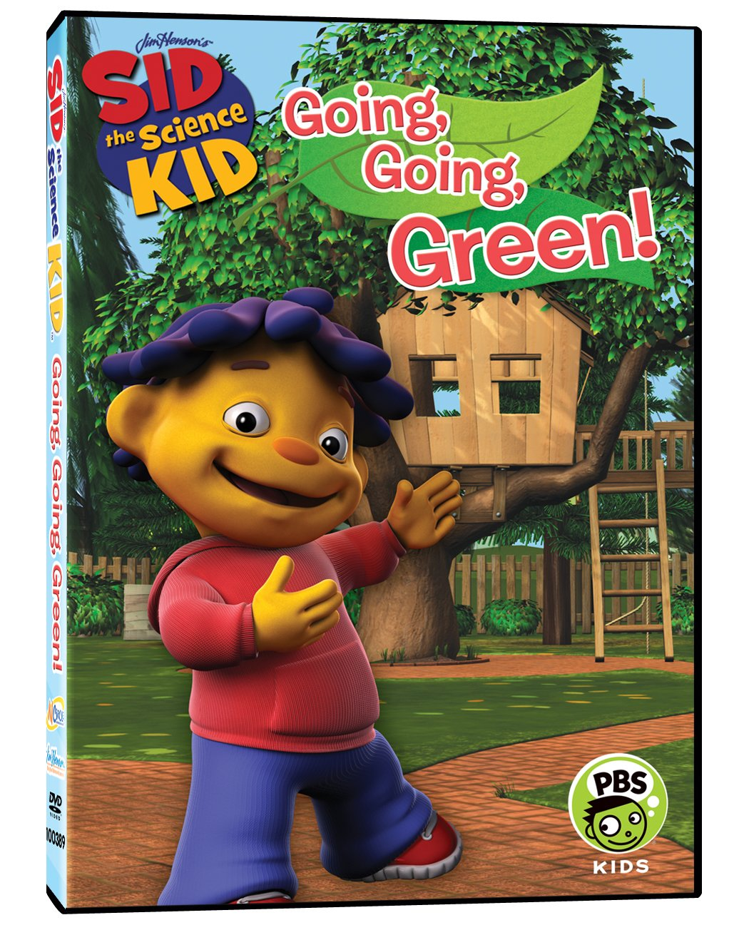 amazon com sid the science kid going going green sid and