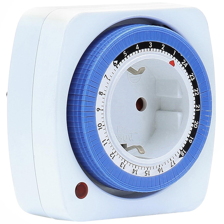 818UDlEFs1L._SL1500_ Wunderbar Wie Funktioniert Eine Mechanische Zeitschaltuhr Dekorationen