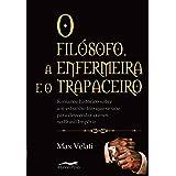 O filósofo, a enfermeira e o trapaceiro: romance histórico sobre um estranho trio que se une para desvendar crimes no Brasil