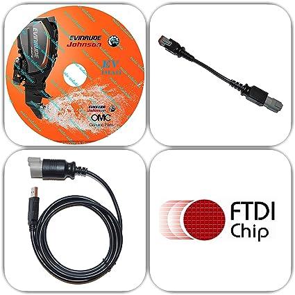 Amazon com: Moto-Solution USB Diagnostic Tool Scanner KIT