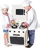 Pop Oh Vers: Pretend Play Kitchen Stove Set