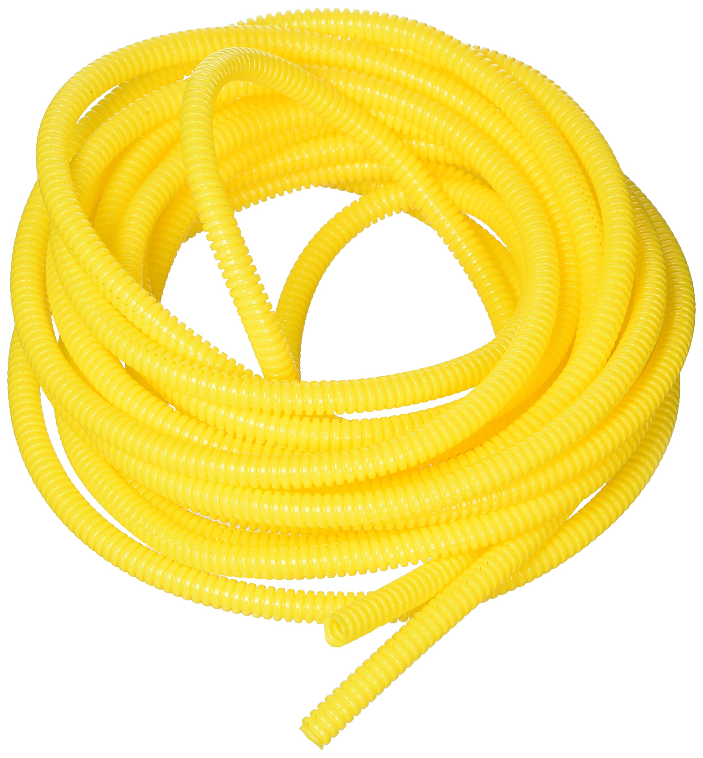 Taylor Cable 38093 Yellow Convoluted Tubing