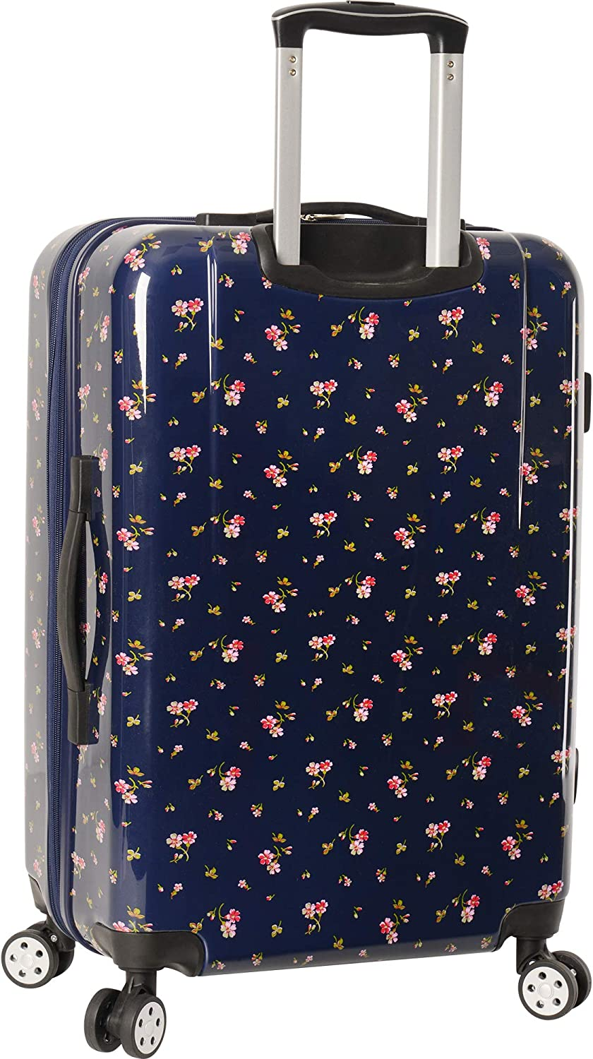 Chaps Expandable Spinner Luggage Suitcase