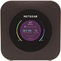 NETGEAR MR1100-100EUS Routeur mobile 4G Nighthawk M1 Vitesses maximales de téléchargement de 1 Gbit/s et de chargement de 150 Mbit/s