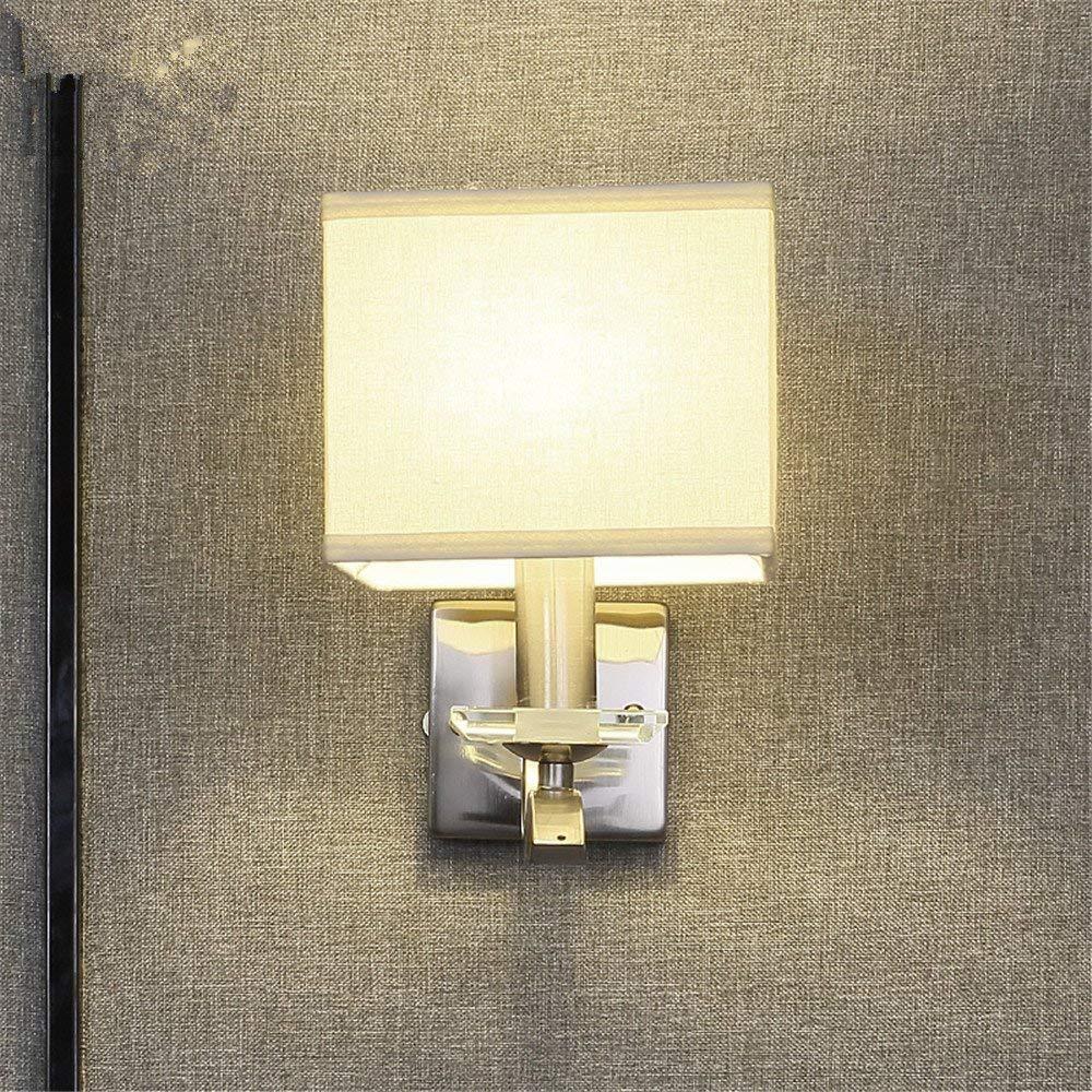 Irinay Wandlampe Postmoderne Industrie Holz Wand Lampe Esszimmer Wohnzimmer Bar Bar Cafe Wandleuchte Wandleuchte Retro (Farbe   Colour-Größe)