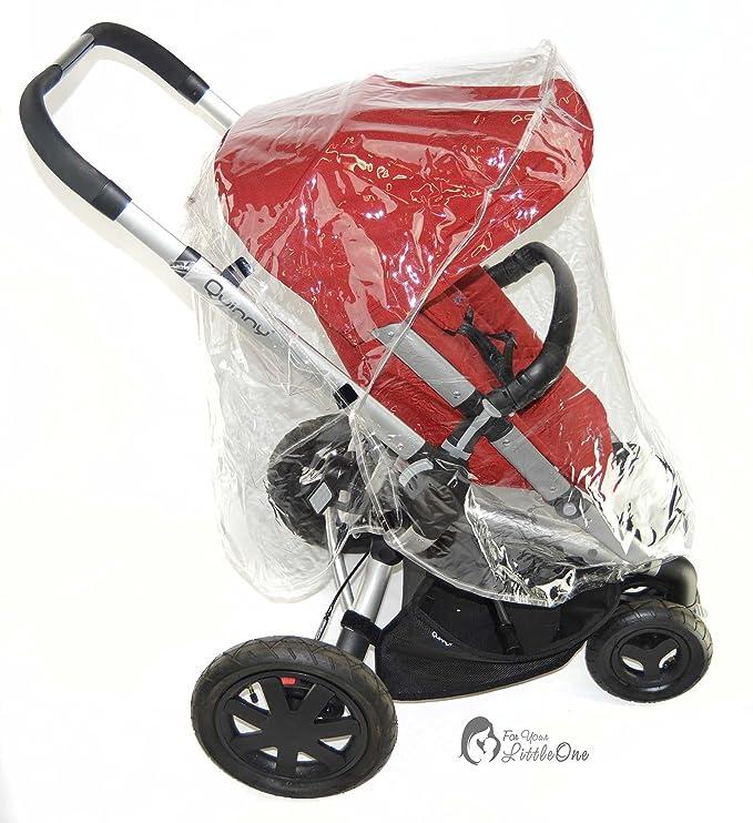 Protector de lluvia Compatible con paseo Quinny Buzz (142): Amazon.es: Bebé