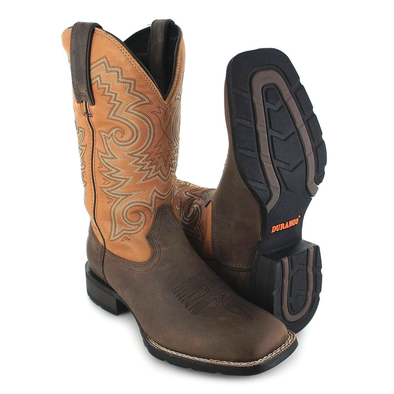 Durango Stiefel Mustang DDB0082 DDB0082 DDB0082 Dark braun Peanut Herren Westernreitstiefel Braun Westernstiefel Herrenstiefel Dunkelbraun 52fe60