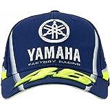 TGH Casquette Valentino Rossi VR46 Yamaha Factory Racing Moto GP