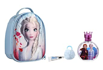 Frozen Estuche Cremallera Edt+Brillo Labios - 100 ml: Amazon.es