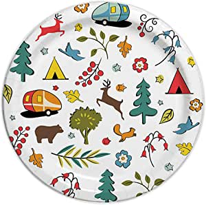 Camco 53377 Paper Plates