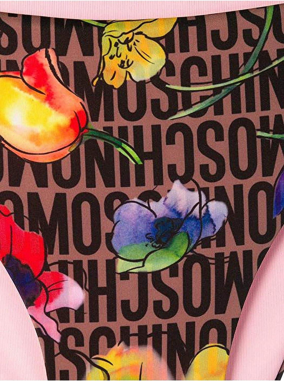 Donna Costume Slip 2V7136-2105 Multicolore Moschino