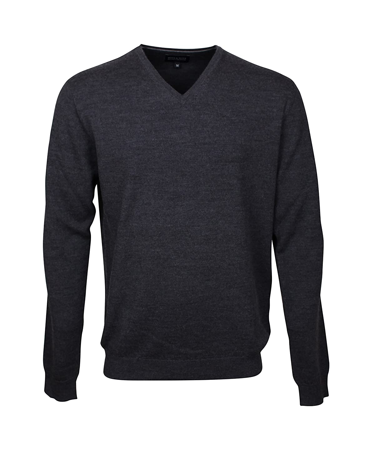 174611 - Bots & Bots - Gents V-Neck Pullover - Merino Wool - Normal Fit