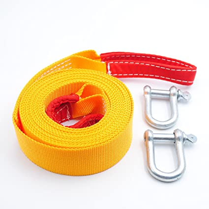 LEAD BRAND Vehicle 5M 5Tons Rope Roof Racks Camping Luggage Tow Towing Rope Trailer VA007